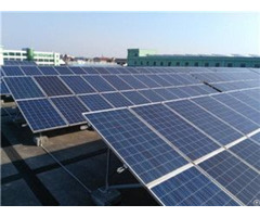 340w Monocrystalline Solar Module For Power Station