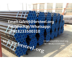 Sch40 Sch80 Seamless Pipes