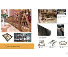 Stainless Steel Handrail
