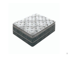 Double Layers Pocket Spring Mattress