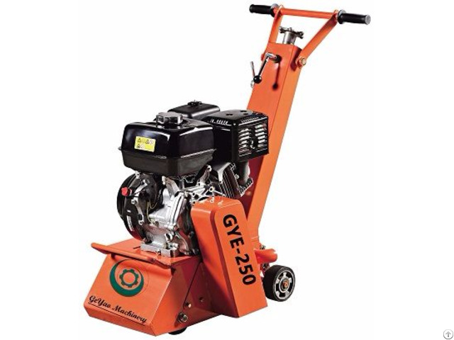 Honda Gx270 Gye 250 Scarifying Machine With Imported Parts