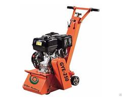 Honda Gx270 Gye 250 Scarifying Machine With Imported Parts