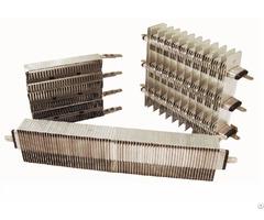 Ptc255fin Aluminum Wing Ptc Thermal Heating Element