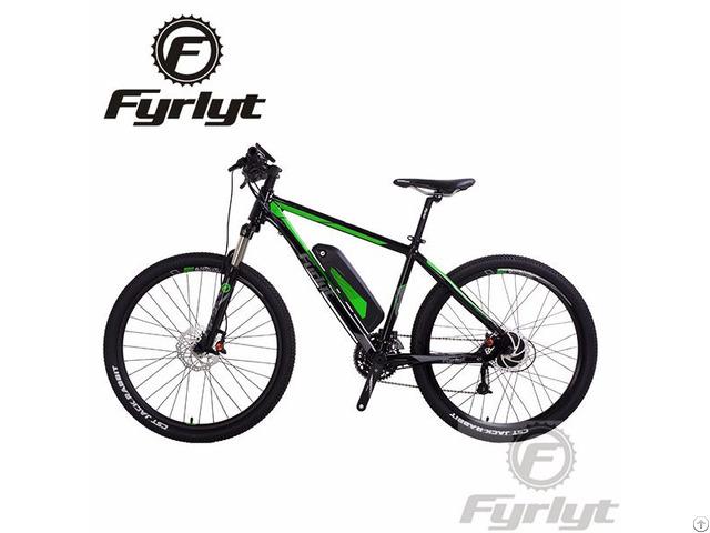 350w 48v Rear Motor Electric Bicycle 26 E Bike