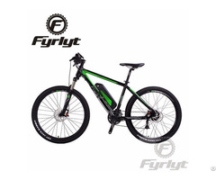 350w 48v Rear Motor Electric Bicycle 26 E Bike