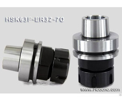 Hsk 63f Tool Holders Cnc Collet Chucks