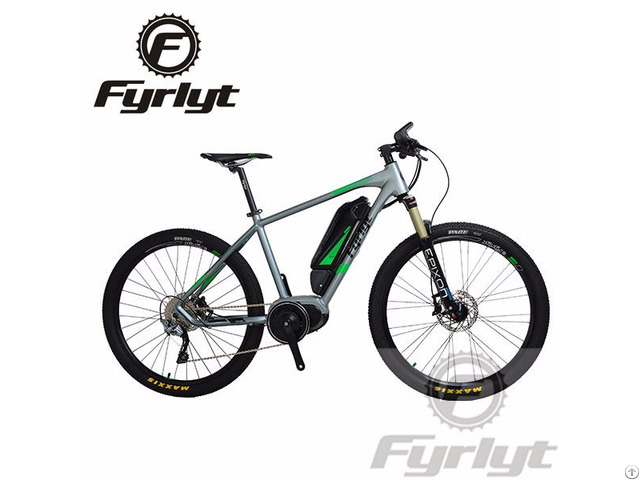 250w 36v Electric Bicycle E Bike With Bafang Mid Motor