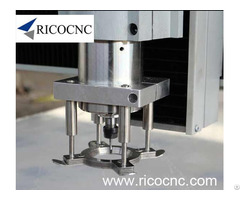 Diy Cnc Pressure Foot Spindle Clamp Hold Down System