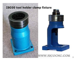 Cnc Tool Holder Locking Devices Iso30 Clamp Fixture