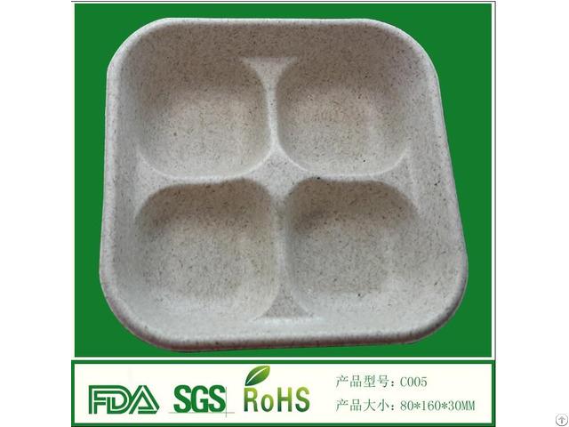 Low Price Biodegrable Custom Sgs Paper Tableware