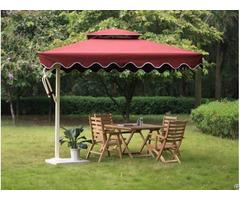 Luxurious Side Umbrella
