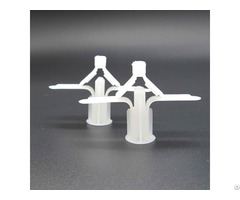 Made In China Plastic White Butterfly Anchor Wall Plugs