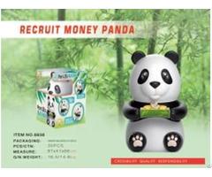 Recruit Money Panda 8838