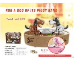 Rob A Dog Of Its Piggy Bank 8836