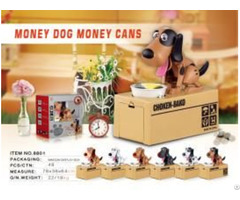 Money Dog Cans 8801