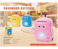 Password Suitcase 363 9