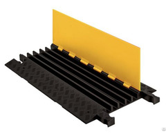 Pu 5 Channels Cable Ramps For Outdoors Performance