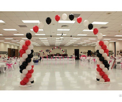 Black And White Dance Floor For Party Event Wedding