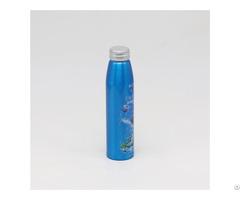Custom Empty Aluminum Vodka Bottle Manufacturer