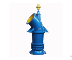 Zlb Vertical Axial Flow Drainage Water Pump