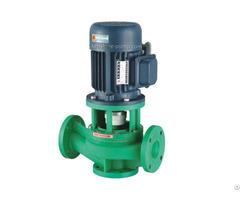 Fpg Vertical Polypropylene Centrifugal Pump