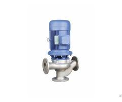 Gwp Stainless Steel Vertical Pipeline Sewage Pump