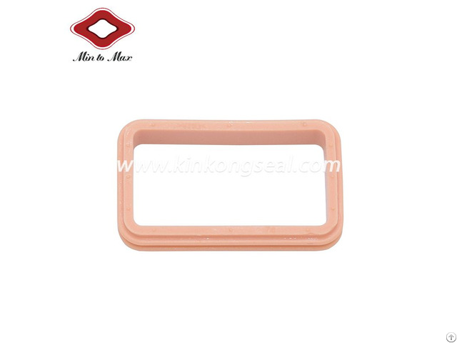 Silicone 8 Pin Connector Gasket
