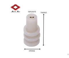 Custom Automobile Silicone Connector Seal