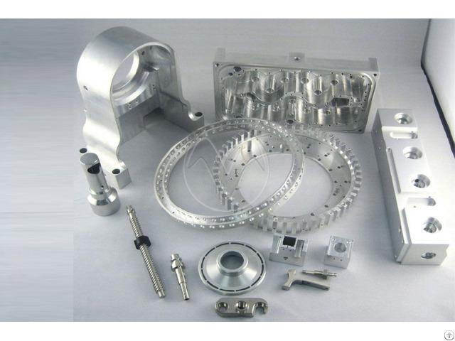 Cnc Machining Rapid Metal Prototyping