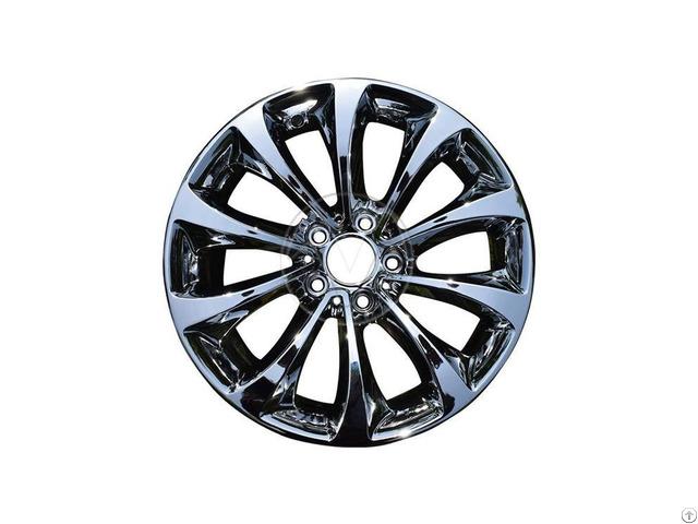 Aluminum Car Wheel Prototype Samples