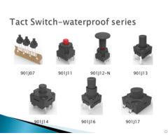 Beneswitch Waterproof Series Tact Switch