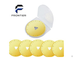 Titanium Coating 45mm Sks 7 Rotary Cutter Blades