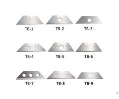 Trapezoid Blade Thickness 0 5 0 6mm