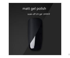 Uv Led Nail Gel Polish Matt Top Coat Soak Off
