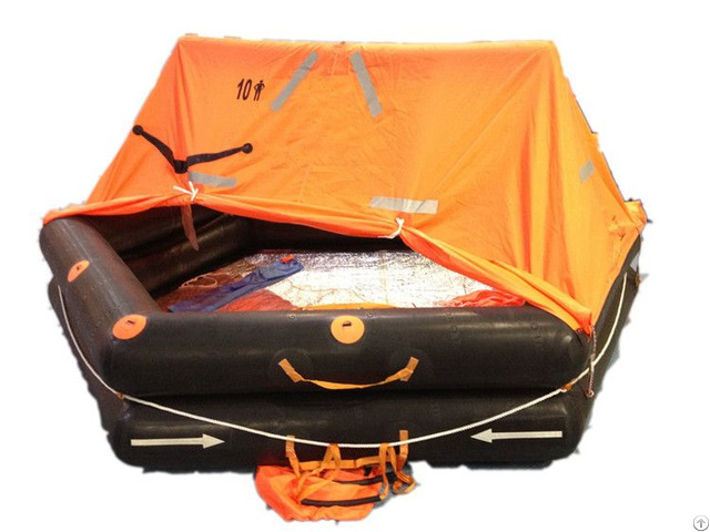 Throw Overboard Inflatable Life Raft