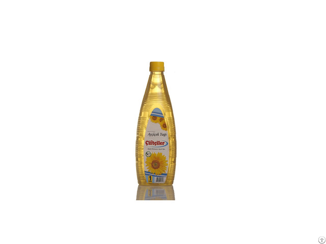 Sunflower Oil With Private Label