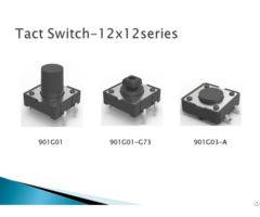 Beneswitch 12x12 Tactile Switch