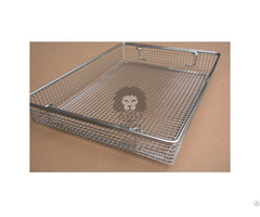 Rectangular Material Handling Basket