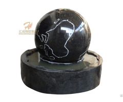 Garden Decoration Marble Rolling Ball Water Fountian
