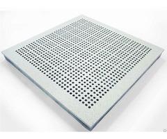Aluminum Raised Floor