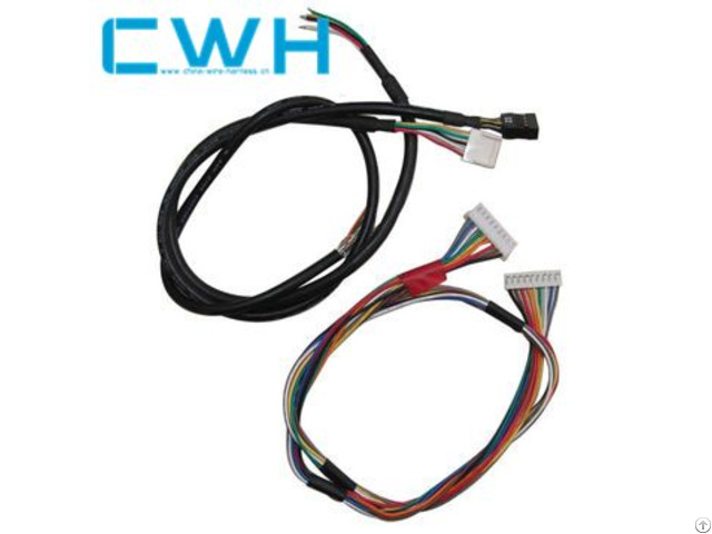 Cwh Custom Wire Harness 20pin Pvc And Molex Connector Cable Assembly