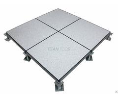 Anti Static Flooring With Hpl Finish