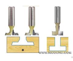 T Slatwall Cutter Bits Wood Cutting Tool