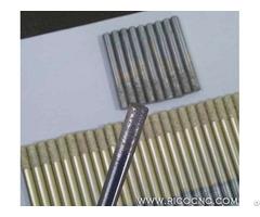 Long Sintered Diamond Router Bits Granite Hard Stone Cuttiers Cnc Milling Tools