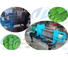 Moringa Seeds Oil Press Machine