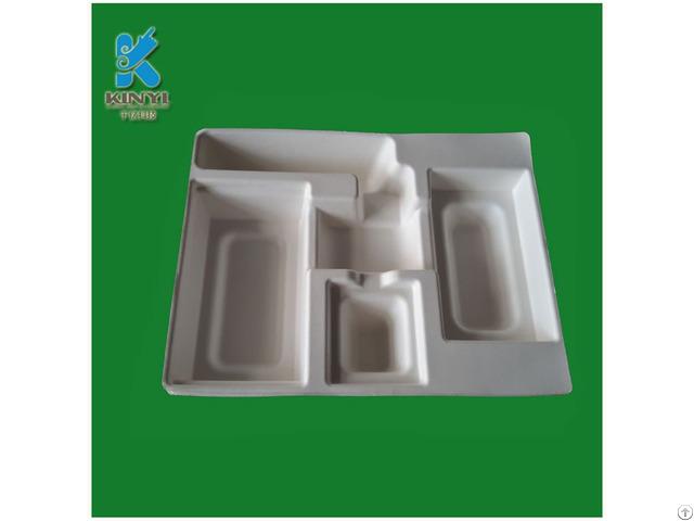Harmless Iso Custom Industrial Bamboo Fiber Tray