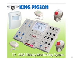 Large Button Gsm Cordless Phone For Senior T2
