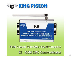 Gsm Contact Id Receiver Via Gprs K5