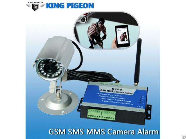 Wireless Security Camera Sim Card S180
