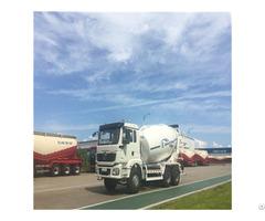 Shacman Chassis Vietnam 10cbm Concrete Mixer Truck With Pump